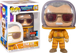 Guardians of the Galaxy Vol 2. Funko Pop! Stan Lee (Astronaut) (Shared Sticker) #519