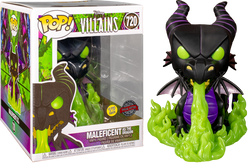Disney Villains Funko Pop! Maleficent (as the Dragon) 6in #720 (Pre-Order)