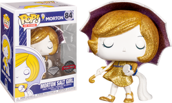 Morton Funko Pop! Salt Girl #84 (Diamond) (Pre-Order)