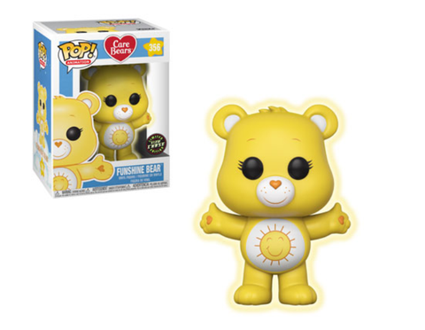 Care Bears Funko Pop! Funshine Bear CHASE