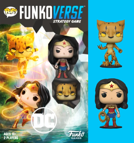 DC Funko Funkoverse Strategy Game (Expandalone) #102