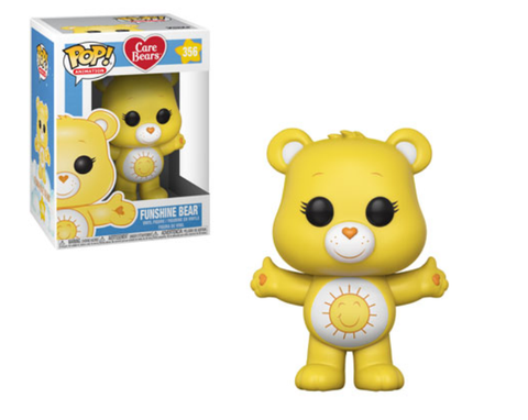 Care Bears Funko Pop! Funshine Bear