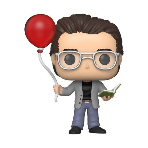 Icons Funko Pop! Stephen King (with Red Balloon) (Pre-Order)