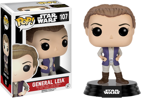 Star Wars Funko Pop! General Leia