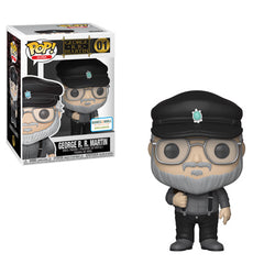 Game of Thrones Funko Pop! George R. R. Martin #01