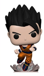 Dragon Ball Super Funko Pop! Super Gohan (Metallic) (Pre-Order)