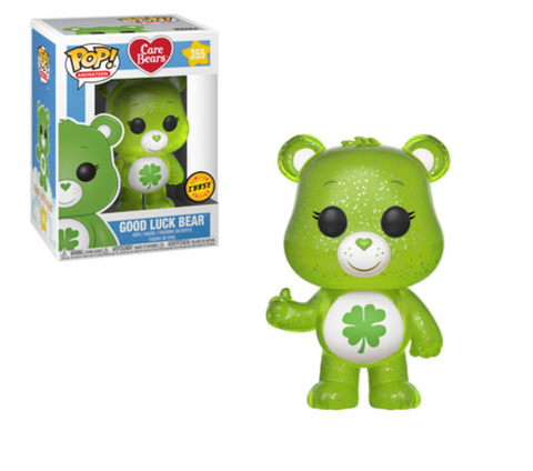 Care Bears Funko Pop! Good Luck Bear CHASE