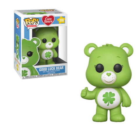 Care Bears Funko Pop! Good Luck Bear