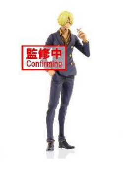 One Piece Banpresto One Piece Grandista Sanji (Manga Dimensions) 11in Figure (Pre-Order)