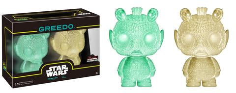 Copy of Star Wars Funko Hikari XS Greedo (Green & Gold)