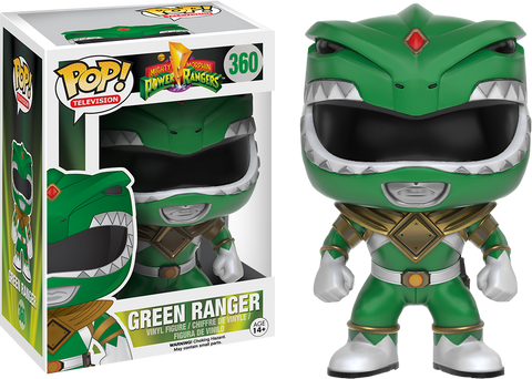 Power Rangers Funko Pop! Green Ranger