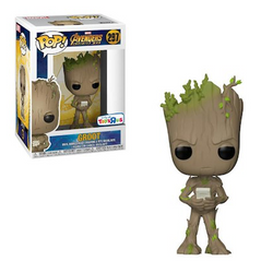 Avengers Infinity War Funko Pop! Groot (Video Game)