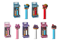 Hannah Barbera Funko Pop! Pez Complete Set of 5 CHASE Included (Pre-Order)