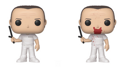 Silence Of The Lambs Funko Pop! Complete Set of 2 (Pre-Order)