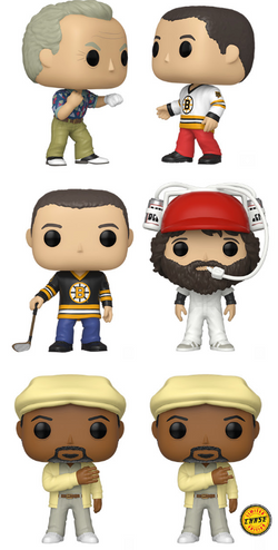 Happy Gilmore Funko Pop! Complete Set of 6 CHASE Included (Pre-Order)