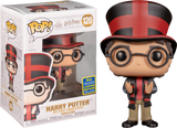 Harry Potter Funko Pop! Harry Potter Quidditch (with Hat) (2020 Shared Sticker) #120 (Pre-Order)