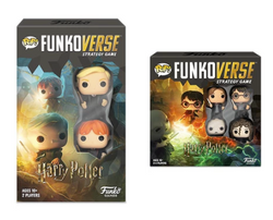 Harry Potter Funko Funkoverse Strategy Game Complete Set of 2