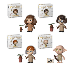 Harry Potter Funko 5 Star Complete Set of 4 Wave 2 (Pre-Order)