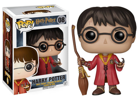 Harry Potter Funko Pop! Harry Potter Quidditch