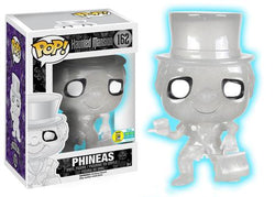 Haunted Mansion Funko Pop! Phineas (Convention Sticker)