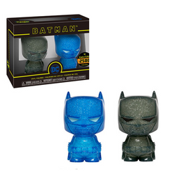 Batman Funko Hikari XS Batman (Black & Blue)