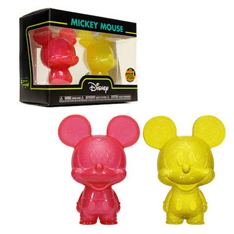 Disney Funko Hikari XS Mickey Mouse (Red & Yellow)