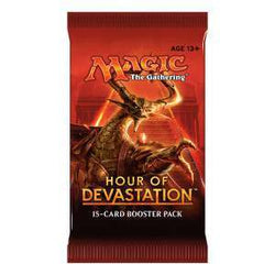 Magic the Gathering - Hour of Devastation - Single Pack