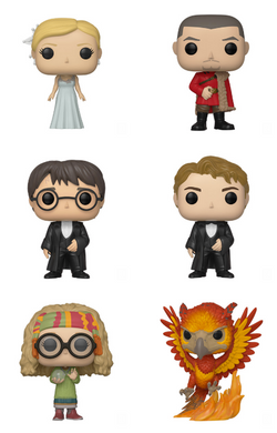 Harry Potter Funko Pop! Complete Set of 6 (Pre-Order)
