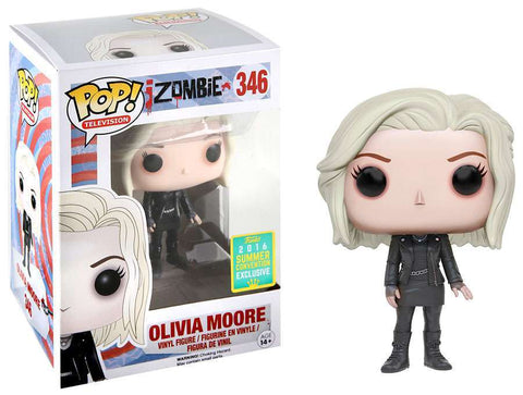 iZombie Funko Pop! Olivia Moore (Shared Sticker) #346