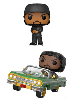 Ice Cube Funko Pop! Complete Set of 2 (Pre-Order)