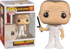 Silence Of The Lambs Funko Pop! Hannibal #787
