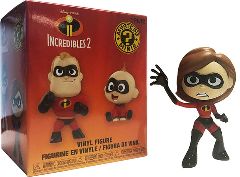 Disney: Incredibles 2 Funko Mystery Mini - Elastigirl