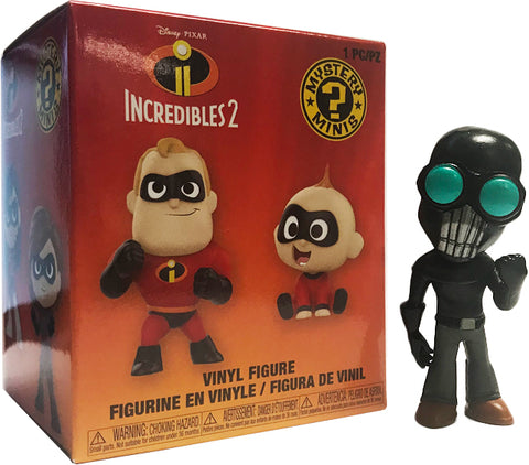 Disney: Incredibles 2 Funko Mystery Mini - Screenslaver