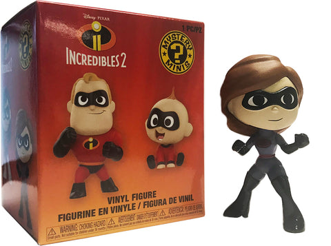 Disney: Incredibles 2 Funko Mystery Mini - Elastigirl (Purple Suit)