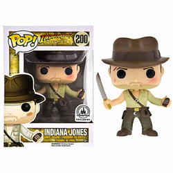 Indiana Jones Funko Pop! Indiana Jones #200