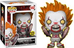IT Funko Pop! Pennywise (Spider Legs) (GITD) #542 (Pre-Order)