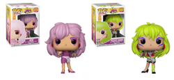 Jem and the Holograms Funko Pop! Complete Set of 2 (Pre-Order)