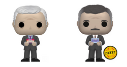 Jeopardy Funko Pop! Alex Trebek CHASE & Common (Pre-Order)