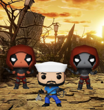 GI Joe Funko Pop! Complete Set of 3 CHASE Included (Pre-Order)