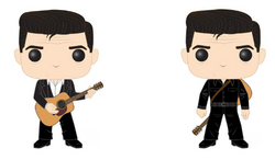 Johnny Cash Funko Pop! Complete Set of 2 (Pre-Order)