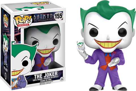 Batman: The Animated Series Funko Pop! The Joker #155