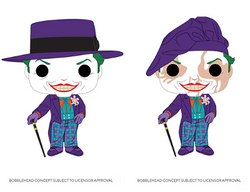 Batman 1989 Funko Pop! The Joker CHASE & Common (Pre-Order)