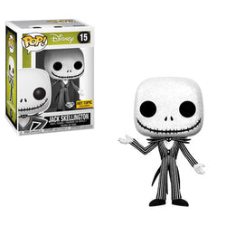 Nightmare Before Christmas Funko Pop! Jack Skellington (Diamond Collection)