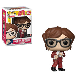Austin Powers Funko Pop! Austin Powers (Red Suit)