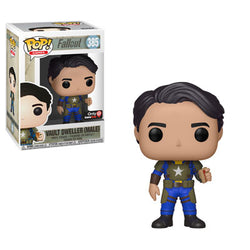 Fallout Funko Pop! Vault Dweller (Male) (with Mentats) #385