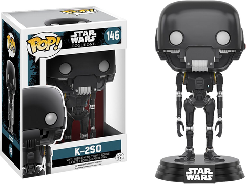 Star Wars: Rogue One Funko Pop! K-2SO