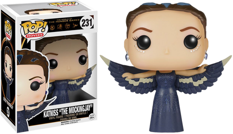 "The Hunger Games Funko Pop! Katniss ""The Mockingjay"""