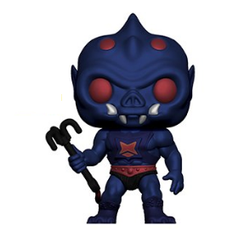 Masters of the Universe Funko Pop! Webstor (Metallic) (Pre-Order)