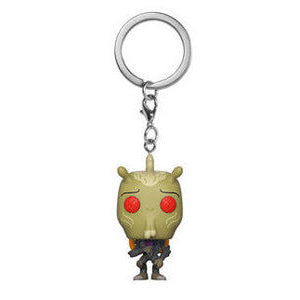 Rick and Morty Funko Pocket Pop! Keychain Krombopulous Michael