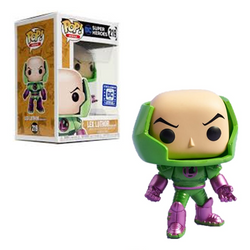 DC Super Heroes Funko Pop! Lex Luthor (Legion of Collectors) #219